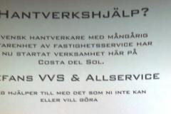 Stefans VVS och Allservice
